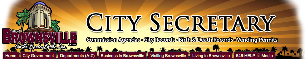 City of Brownsville Boards